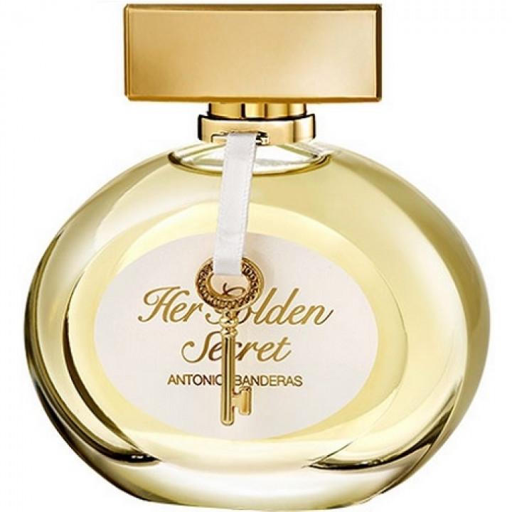 Antonio Banderas Her Golden Secret for Woman