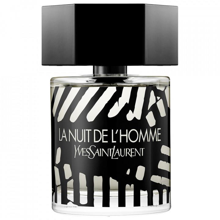 Yves Saint Laurent La Nuit De L`Homme Art Edition