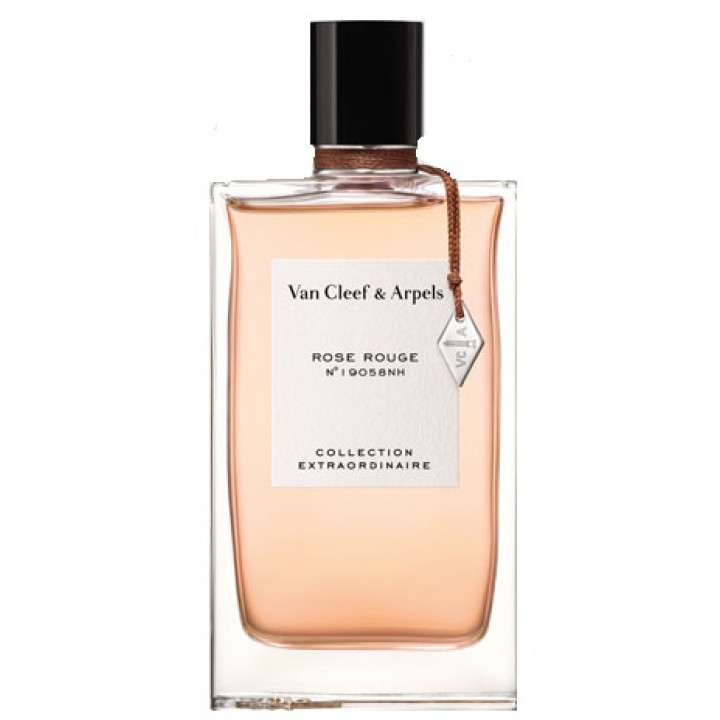 Van Cleef & Arpels Collection Extraordinaire Rose Rouge