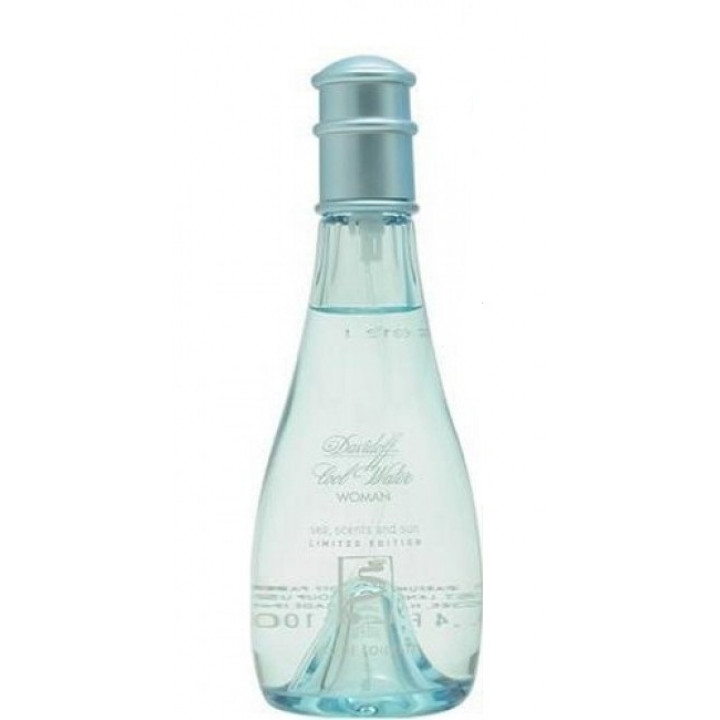 Davidoff Cool Water Woman Sea, Scents, And Sun