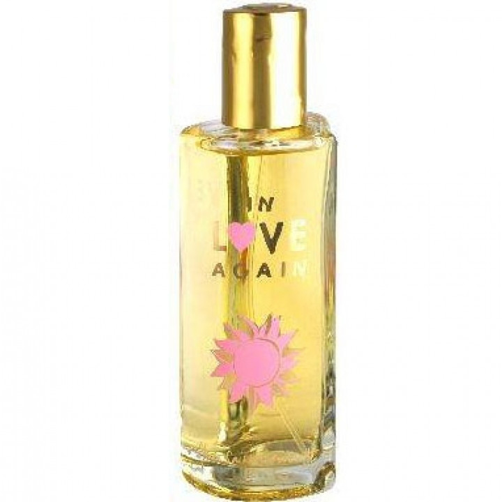 Yves Saint Laurent In love again edition fleur de la passion